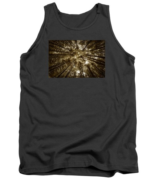 Star Light Tank Top by Denis Lemay