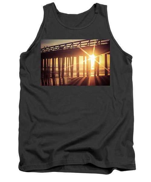 Tank Top featuring the photograph Star by Lora Lee Chapman