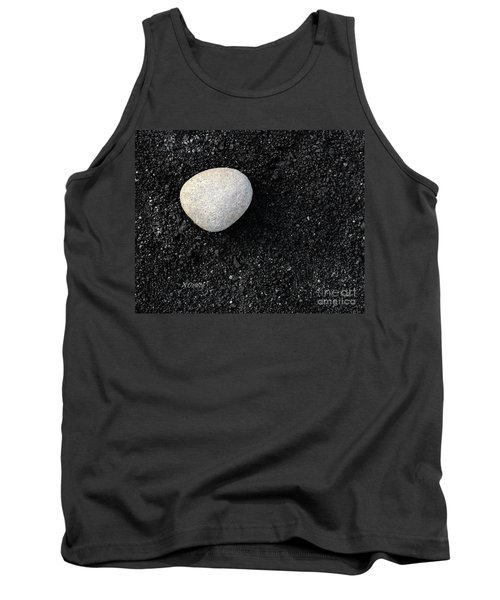 Stone In Soot Tank Top