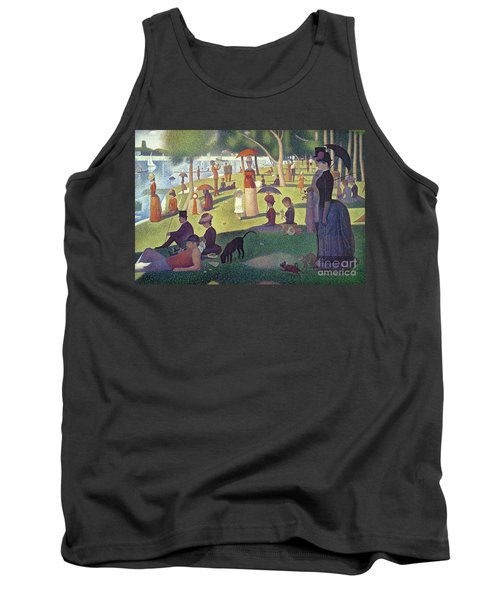 Sunday Afternoon On The Island Of La Grande Jatte Tank Top