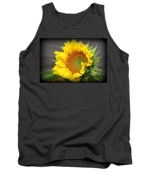 Sunflower Beauty Tank Top