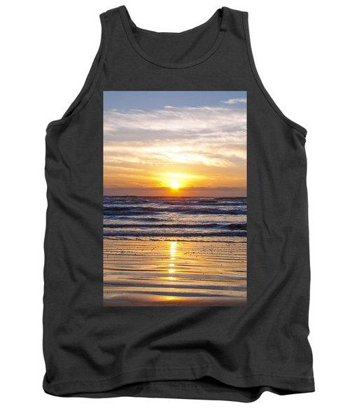 Sunrise At Beach Tank Top