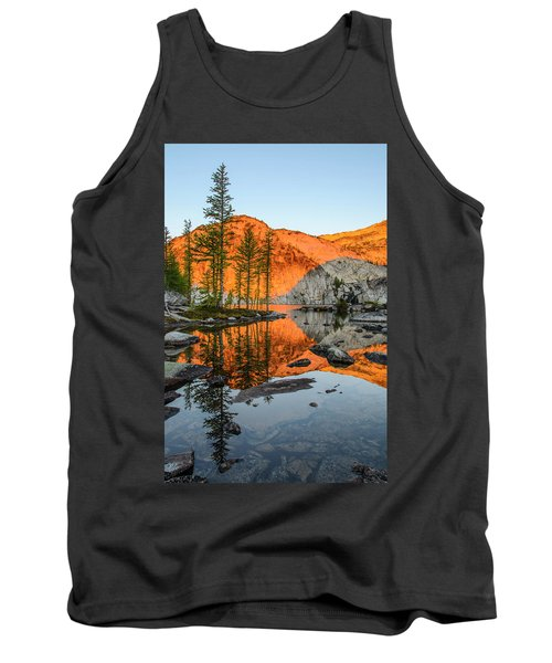 Sunrise In The Enchantments Tank Top
