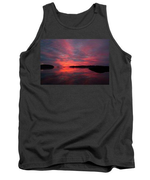 Sunrise Reflection Tank Top