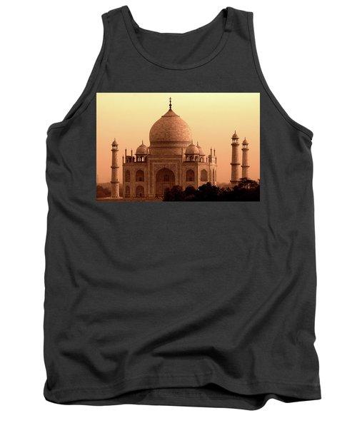 Taj Mahal Tank Top by Aidan Moran