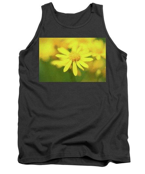 Texas Wildflower 2 Tank Top