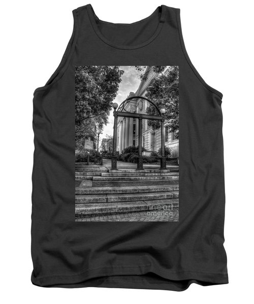 The Arch 5 University Of Georgia Arch Art Tank Top