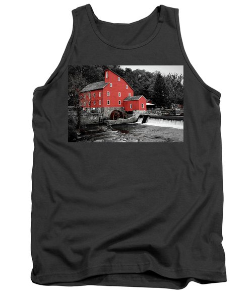 The Clinton Mill Tank Top