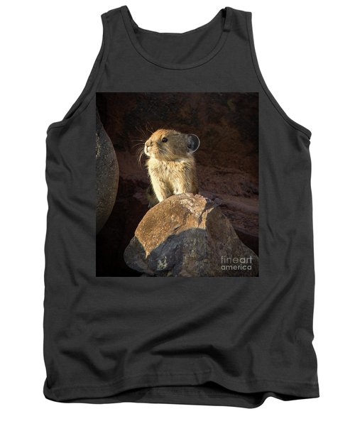 The Coast Is Clear Wildlife Photography By Kaylyn Franks Tank Top