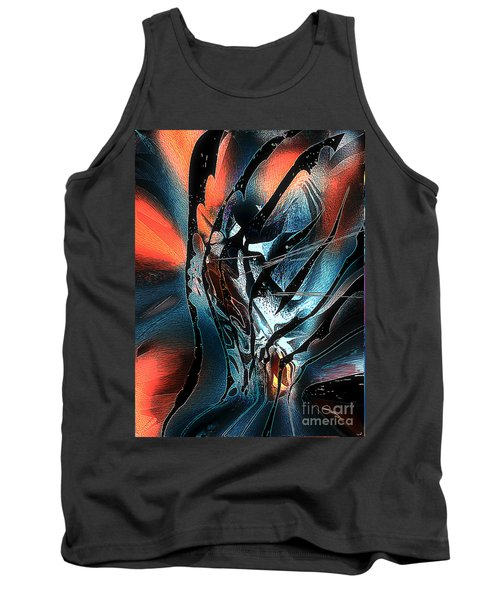 The Oracle Tank Top