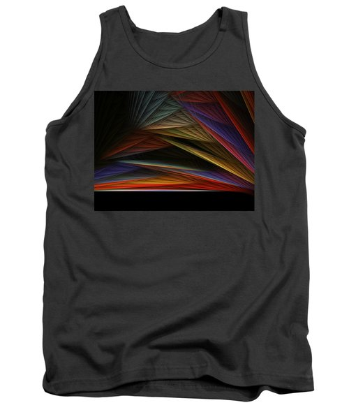 The End Of A Beautiful Day Tank Top