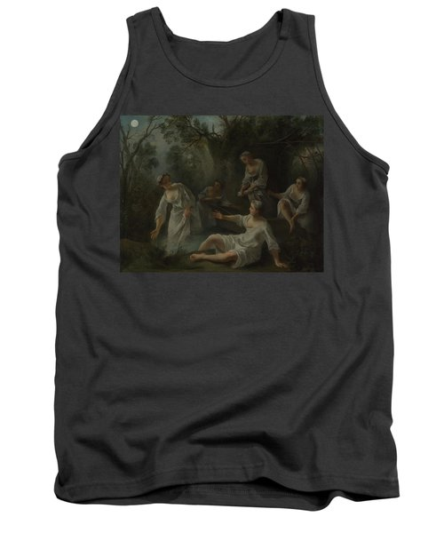 The Four Times Of Day   Evening Tank Top