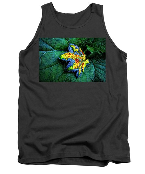The Leaf Tank Top