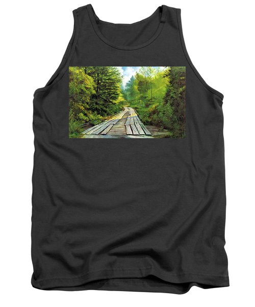 The Mcneely Bridge Tank Top