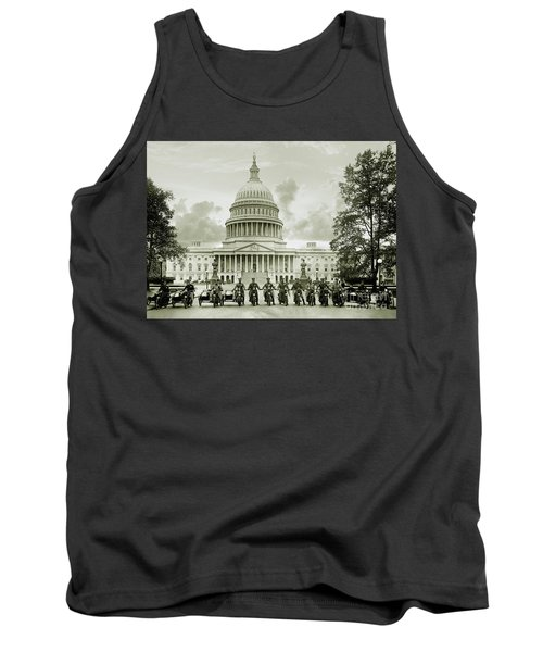 The Presidents Club Tank Top