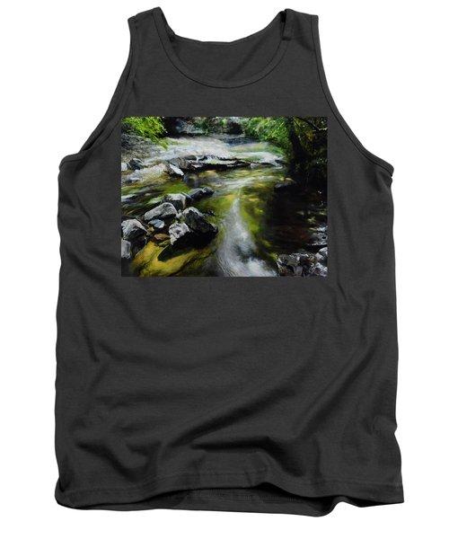 The River At Lady Bagots Tank Top