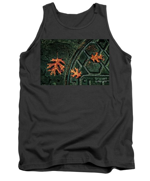 The Three Leaves Tank Top