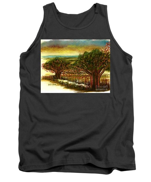 The Voices Of The Wind Tank Top