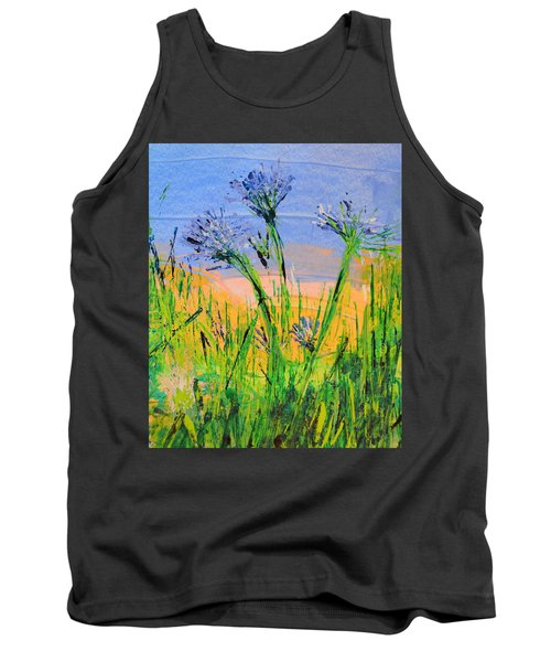 Thistles One Tank Top