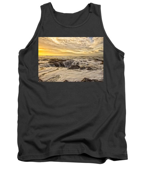 Thor's Well Tank Top by Billie-Jo Miller