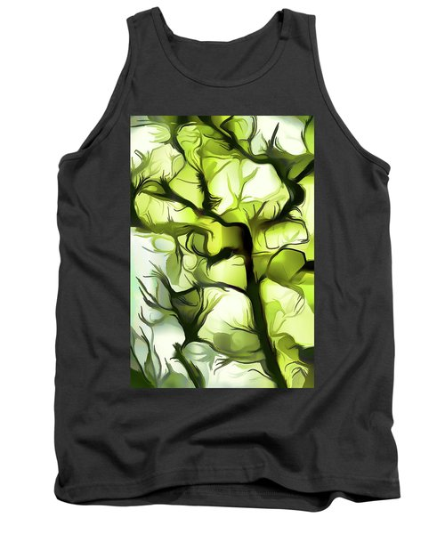 Towards The Sun Tank Top