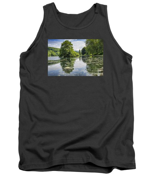 Tranquility Tank Top by David  Hollingworth