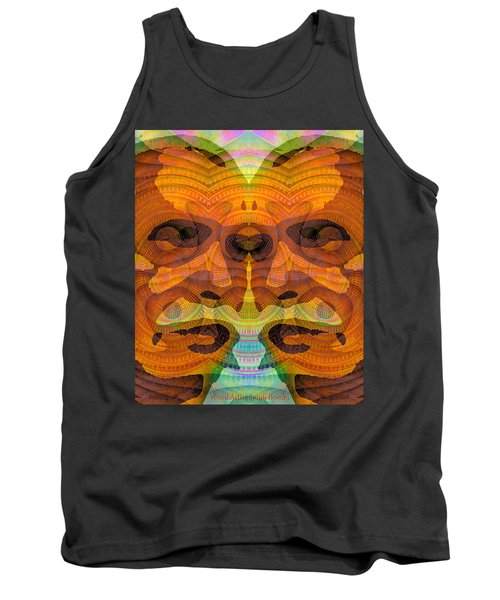 Two-faced Tank Top
