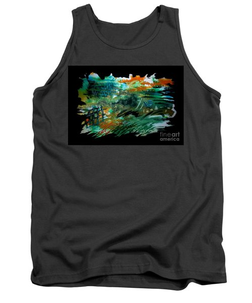 Untitled-104 Tank Top