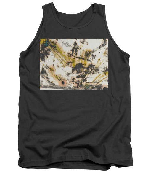 Tank Top featuring the painting Untitled  by Patrick Morgan