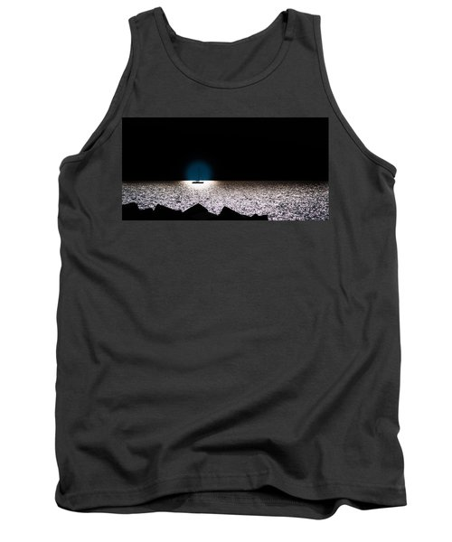 Tank Top featuring the photograph Vela by Bruno Spagnolo