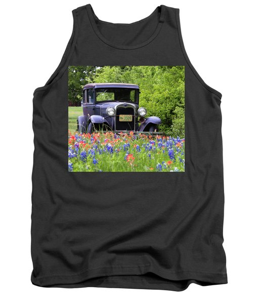 Vintage Ford Automobile Tank Top