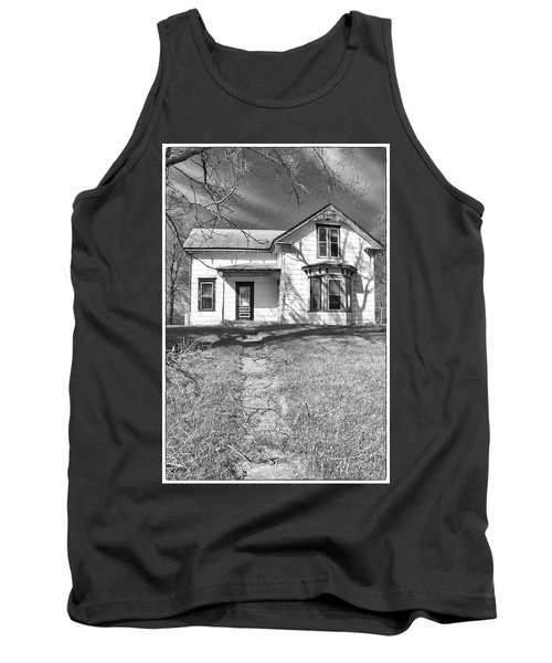 Visiting The Old Homestead Tank Top