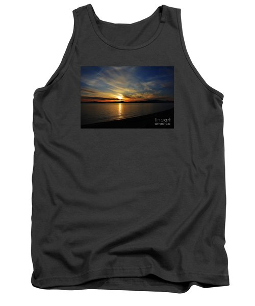 Welcome Beach 2015 3 Tank Top