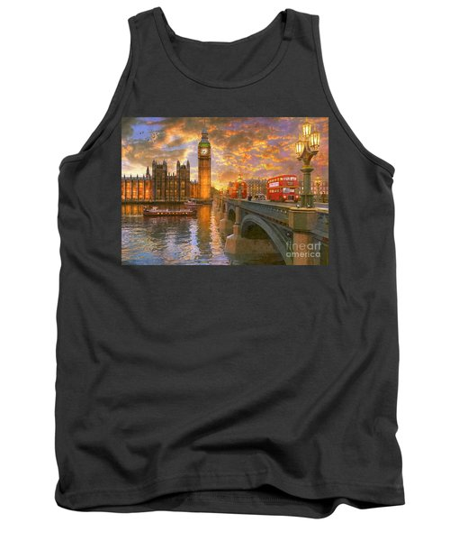 Westminster Sunset Tank Top