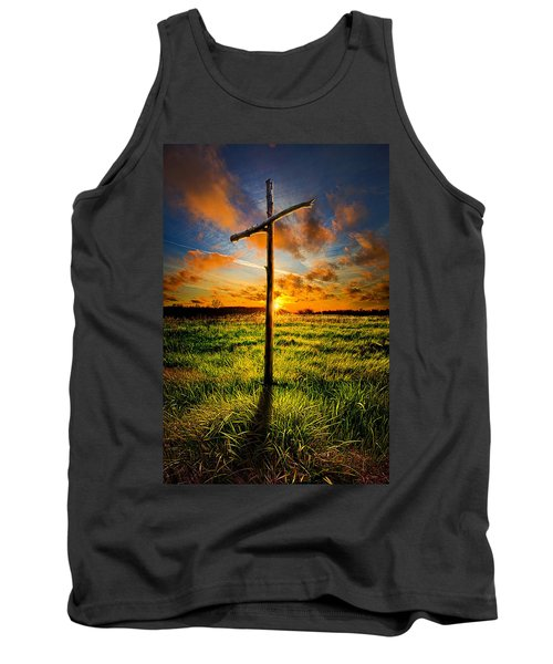 What Will Be Will Be Tank Top by Phil Koch