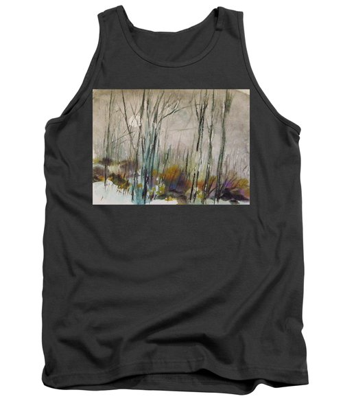 Winter Afternoon Tank Top