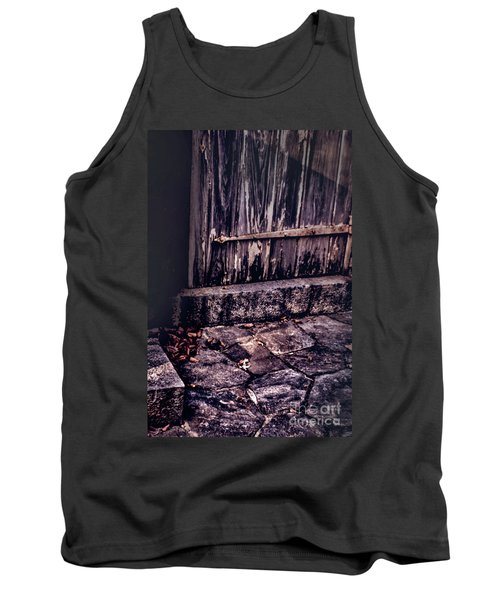 Wood And Stone Tank Top
