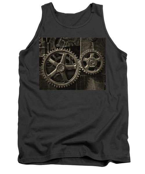 Working Together Tank Top