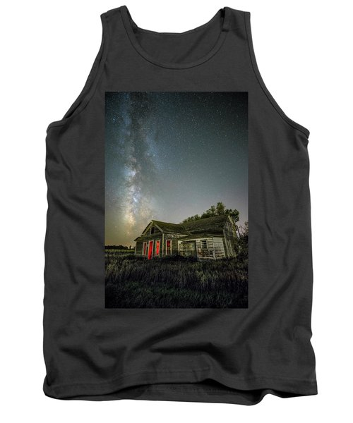 Tank Top featuring the photograph Yale by Aaron J Groen