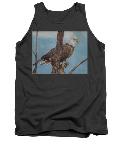 Young Eagle Tank Top