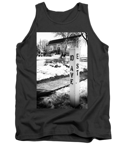 10 Ave And E St Belmar New Jersey Tank Top