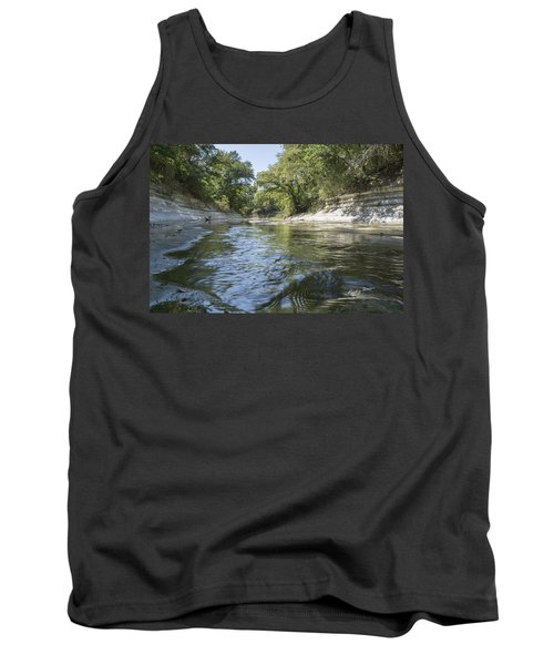 10 Mile Creek Tank Top by Ricky Dean