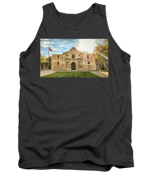 10862 The Alamo Tank Top by Pamela Williams