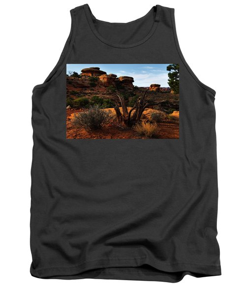 Canyonlands National Park Utah Tank Top