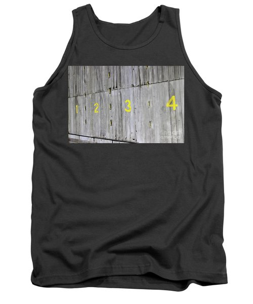 Tank Top featuring the photograph 1234 by Stephen Mitchell