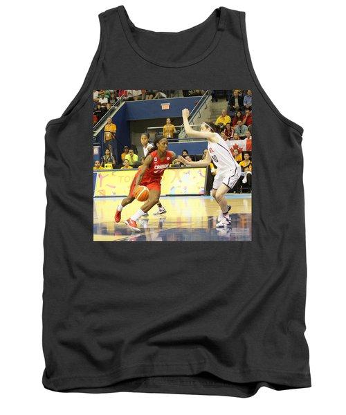 Pam Am Games Womens' Basketball Tank Top