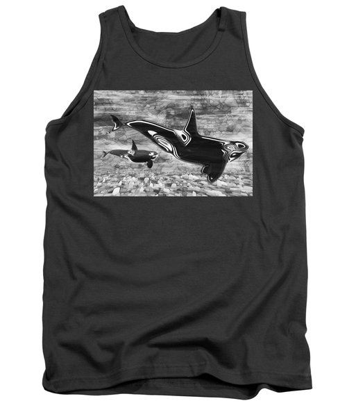 Beneath The Waves Series Tank Top