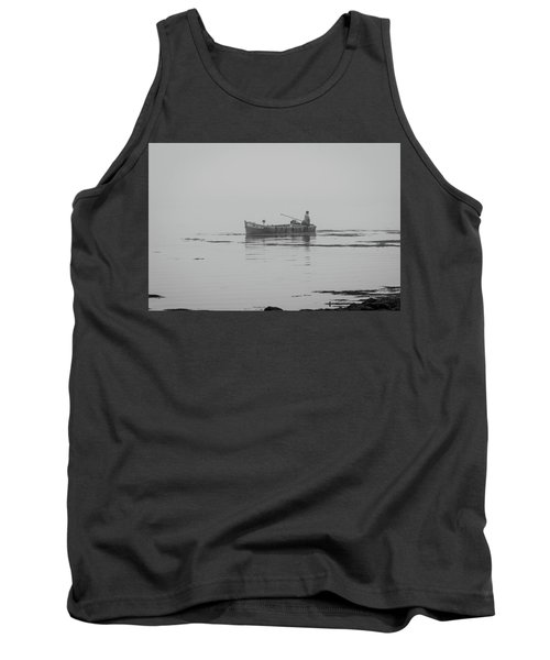 Down East Maine  Tank Top by Trace Kittrell