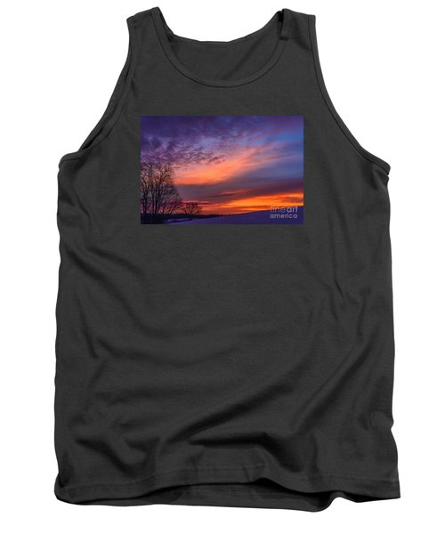 Dawn Of The Day Tank Top by Thomas R Fletcher