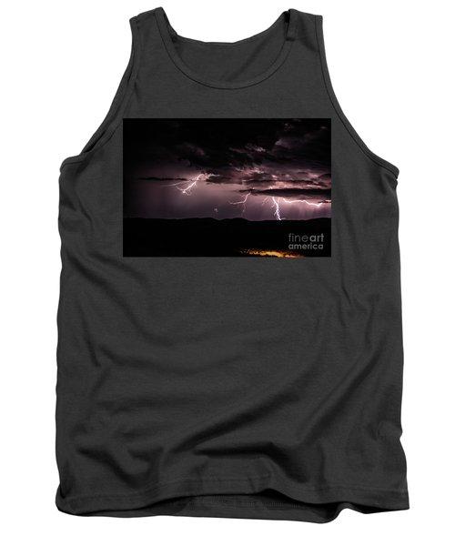 Lightning Tank Top